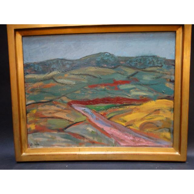 Anders Aldrin: Salinas Valley, Oil on Board - Image 3 of 7
