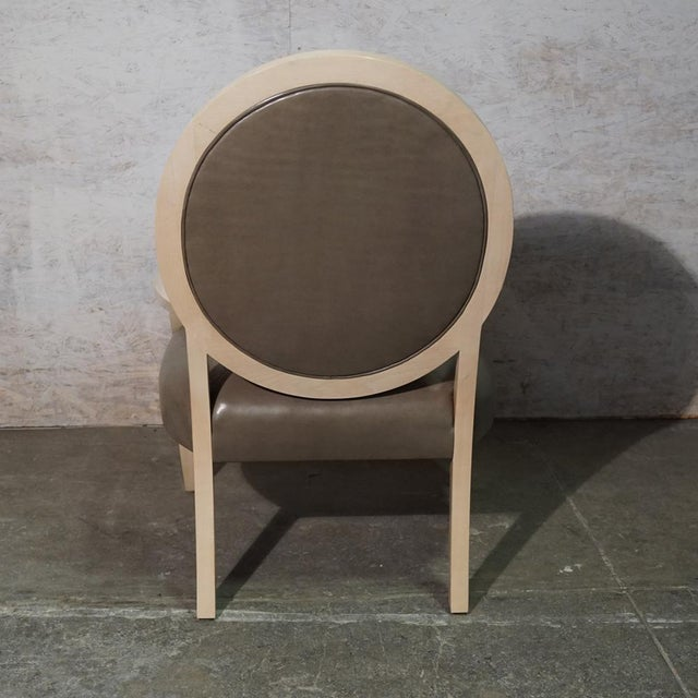 1990s J Robert Scott Dining Chair For Sale - Image 5 of 7