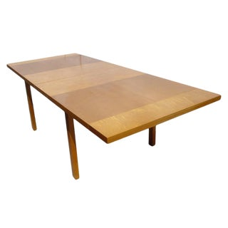 Van Keppel and Green for Brown Saltman Extension Dining Table For Sale