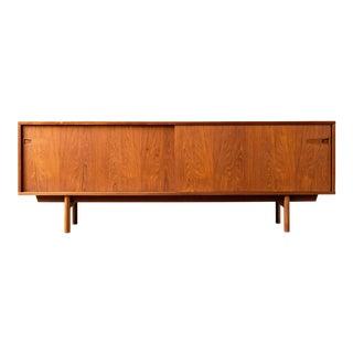 Danish Modern Teak Sideboard For Sale