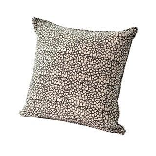 Tulu Textiles Bixby Black Pillow Cover