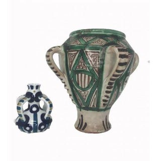 Spanish Pottery Pieces - Set of 2 Preview