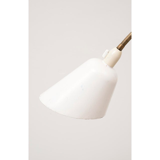 Arne Jacobsen Arne Jacobsen Early Floor Lamp for Louis Poulsen, Denmark, 1929 For Sale - Image 4 of 10