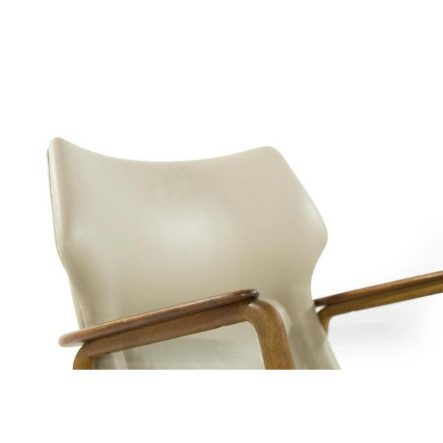 Teak Lounge Chairs by Aksel Bender Madsen for Bovenkamp - a Pair For Sale - Image 10 of 13
