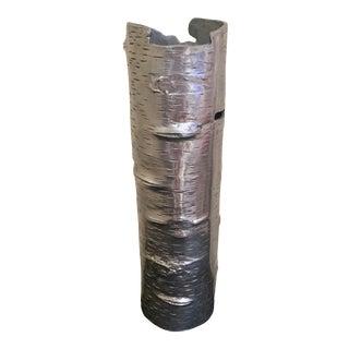 """Michael Aram """"Bark"""" Vase For Sale"""