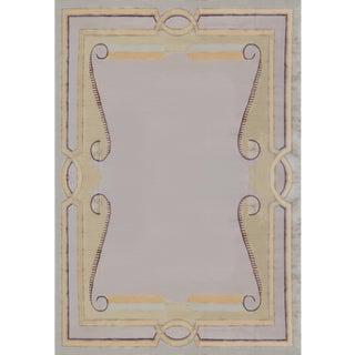 Beaux Arts Deco Rug - 10′ × 12′ For Sale