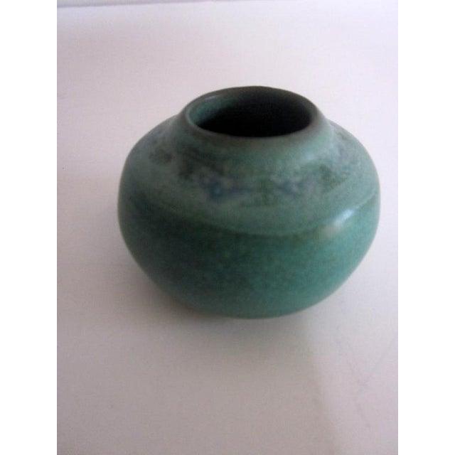 Vintage Mid Century Studio Pottery Pots - Set of 4 - Image 5 of 6