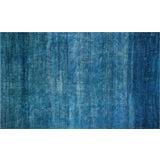 "Image of Nalbandian - 1940s Overdyed Persian Kerman Carpet - 9'4"" X 15'6"" For Sale"