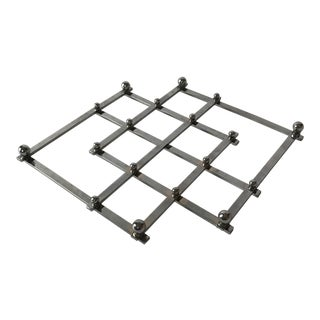 Stainless Steel Accordion Trivet