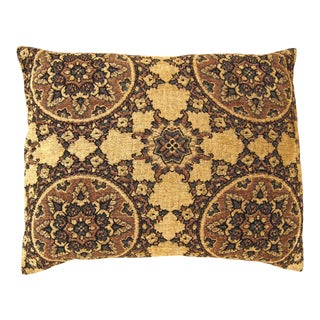 Vintage Decorative Tapestry Pillow For Sale