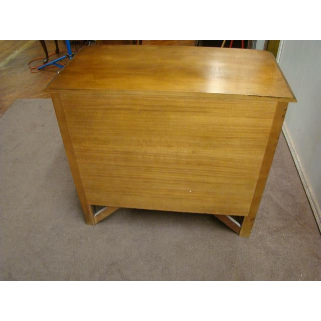 Pennsylvania House 1990s French Country Pennsylvania House Solid Maple Chest For Sale - Image 4 of 9