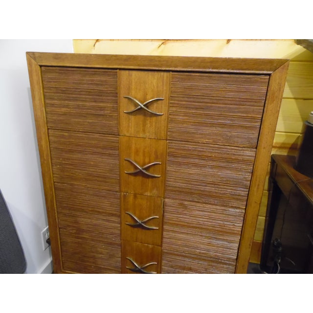 1950s Mid-Century Modern Chest of Drawers by Paul Frankl For Sale - Image 5 of 9