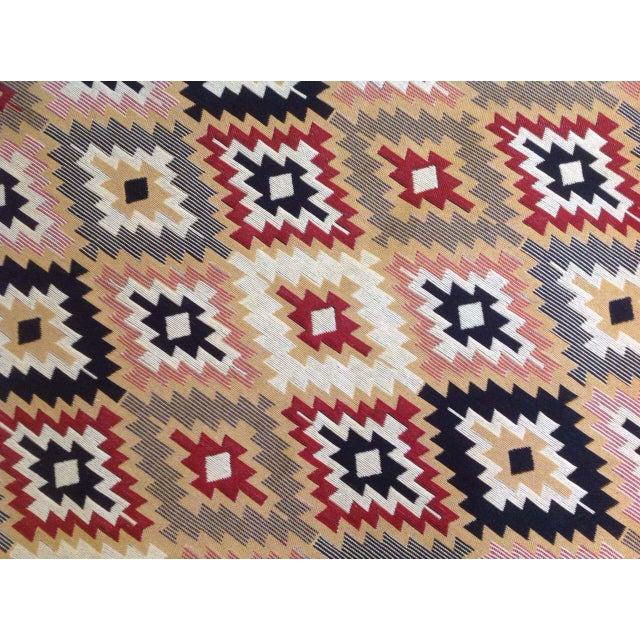 Reversible Kilim Inspired Rug - 3′11″ × 5′11″ - Image 7 of 11