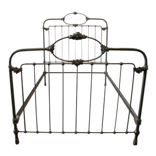 Vintage Wrought Iron Bedframes