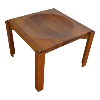 Jens Quistgaard Solid Teak Swedish Catch All Table