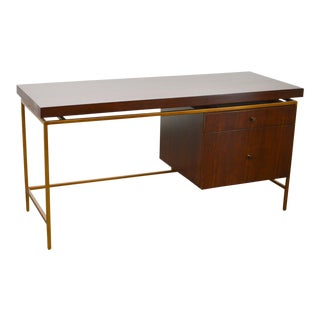Mitchell Gold & Bob Williams Mid Century Modern Style Van Dyke Desk