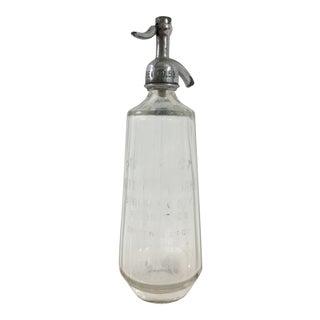 Vintage Prospect Seltzer Bottle