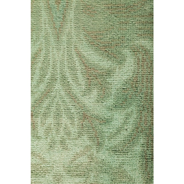 "Vibrance Hand Knotted Area Rug - 12' 1"" X 15' 1"" - Image 3 of 4"