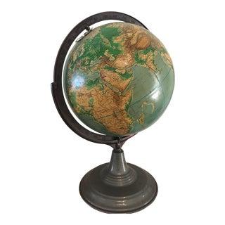 1950's Vintage Cartocarft Globe For Sale