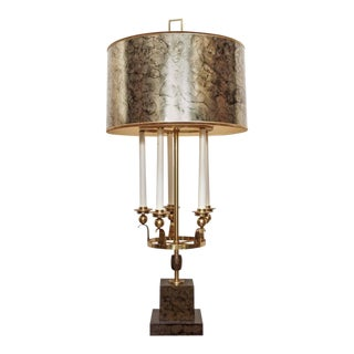 Marbro Tall Candelabrum Table Lamp For Sale