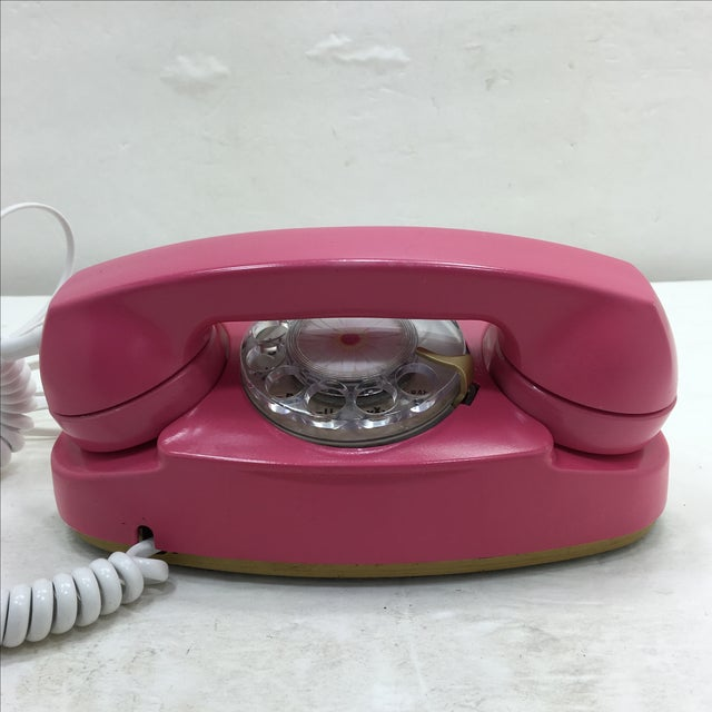 Pink 1969 Princess Telephone - Image 2 of 11