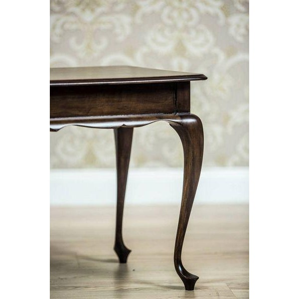 Modern 20th-Century Rectangular Coffee Table For Sale - Image 3 of 7