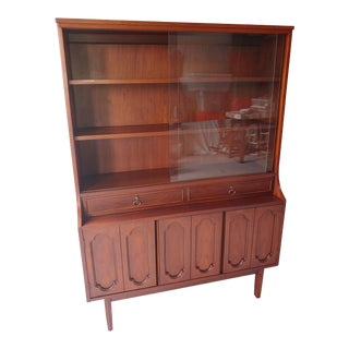 Mid Century Modern Dixie Cabinet For Sale