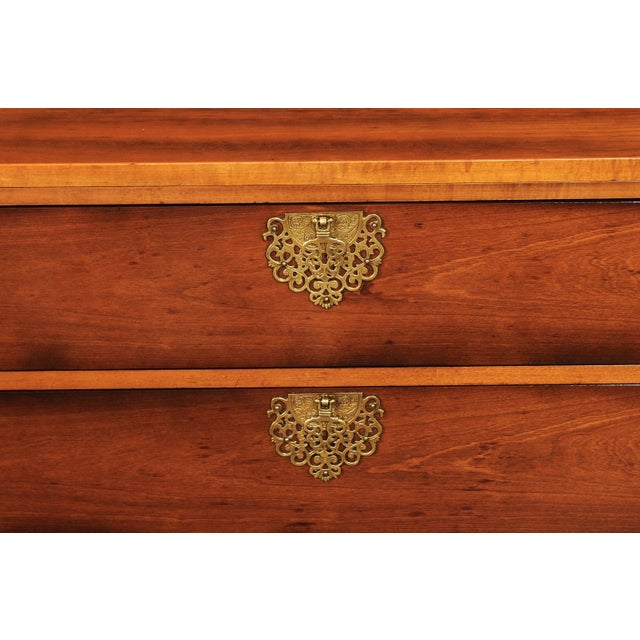 Chic Restored Pair of Michael Taylor Style Chests, Circa 1957 For Sale In Atlanta - Image 6 of 13