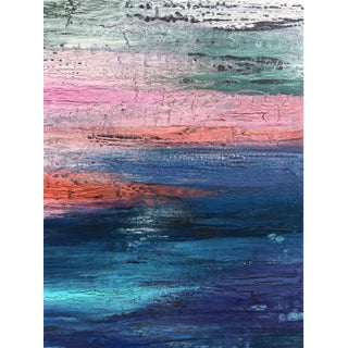 Original Abstract Landscape Painting For Sale