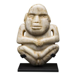 Olmec Stone Figure For Sale