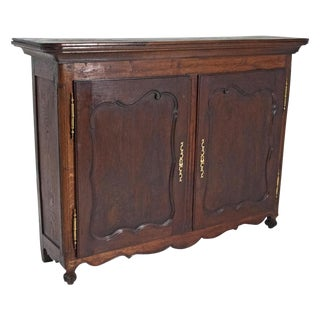 Circa 1850 French Cabinet