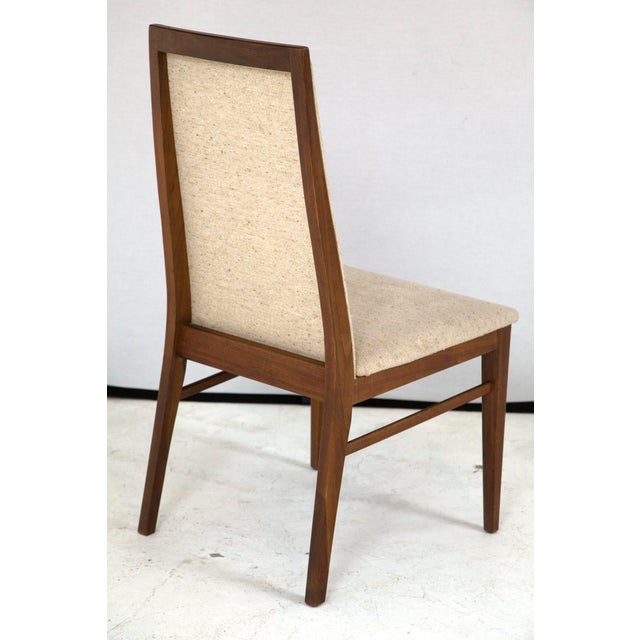 Milo Baughman for Dillingham Dining Chairs - S/4 - Image 6 of 9