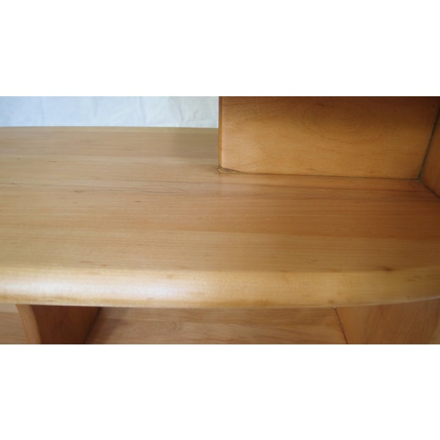 1940's Heywood Wakefield Tiered Surfboard Table For Sale In Seattle - Image 6 of 7
