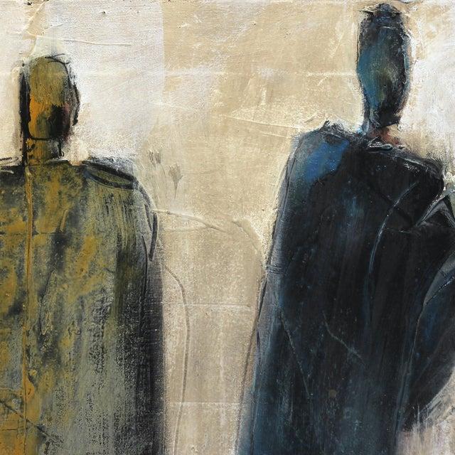 "2010s Abstract Original Artwork, ""9492"" by Edith Konrad For Sale - Image 5 of 9"