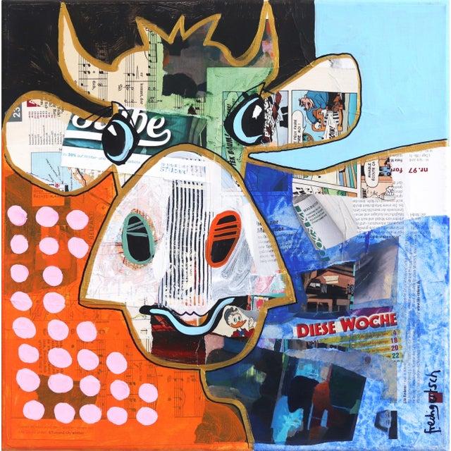 "Pop Art ""This Week"" Original Artwork by Fredi Gertsch For Sale - Image 9 of 9"