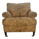 Image of George Smith Club Chair For Sale