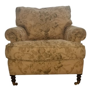 George Smith Club Chair For Sale
