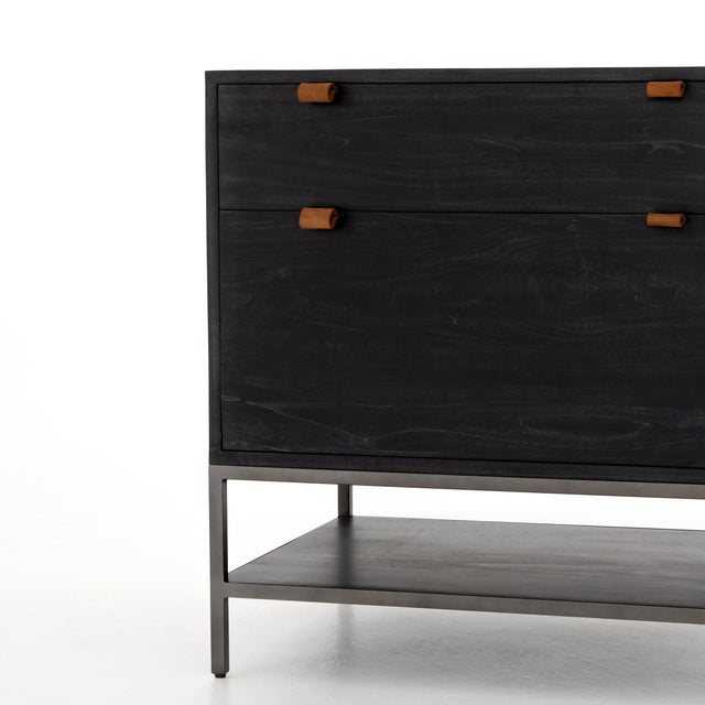Erdos + Ko Home Theo Modular Filing- Black For Sale - Image 11 of 13