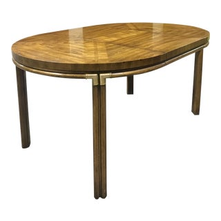 Vintage Drexel Accolade Dining Table For Sale