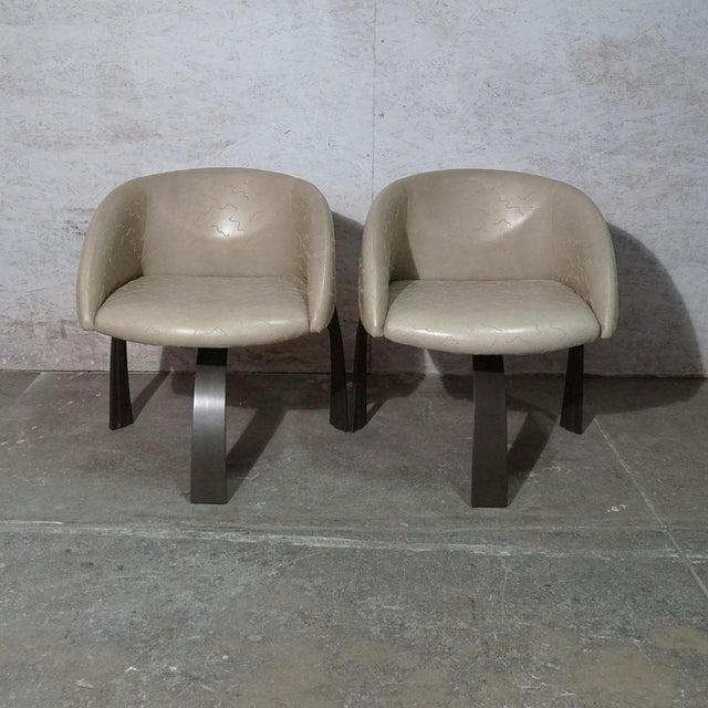 Pod Dining Chair For Sale - Image 9 of 10