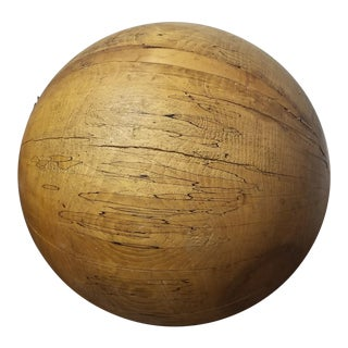 1960s Large Poplar Ball For Sale