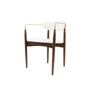 Vintage Mid Century Dan Johnson Viscount Chair For Sale