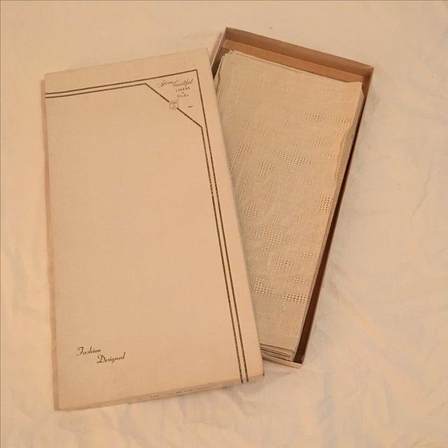 Belgian Linen Napkins - Set of 12 - Image 9 of 9