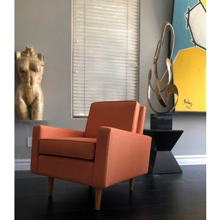Early 1950's Florence Knoll Lounge Chair Preview