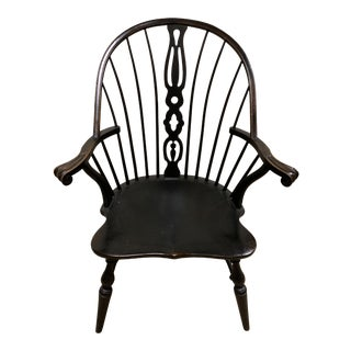 Antique Sikes Furniture Windsor Chair For Sale
