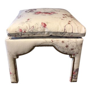 Charlotte Moss for Century Furniture Donna Bench For Sale