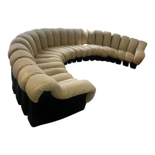 "De Sede ""Non Stop"" Sofa For Sale"