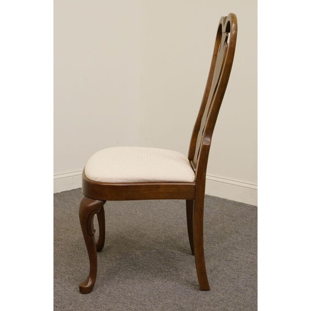 Late 20th Century Vintage Pennsylvania House Queen Anne Style Dining Chair For Sale In Kansas City - Image 6 of 11