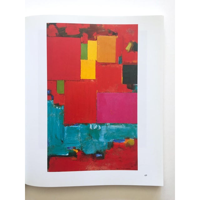 1990s Hans Hofmann Rare Vintage 1990 1st Edition Abstract Expressionist Collector's Whitney Museum Exhibition Art Book For Sale - Image 5 of 13