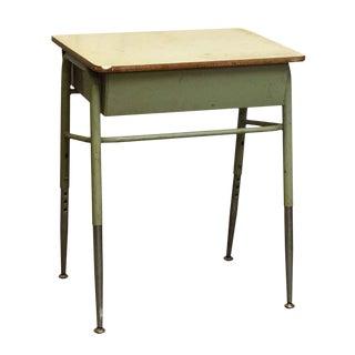 Mid-Century High School Desk
